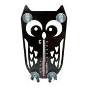 温度計 フクロウ